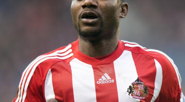 Stephane Sessegnon was found to be more than double the drink-driving limit