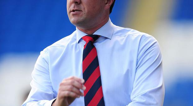Cardiff manager Malky Mackay crosses swords with old friend and mentor Alan Pardew this weekend