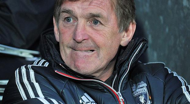 Kenny Dalglish one of Liverpools's many Scottish legends