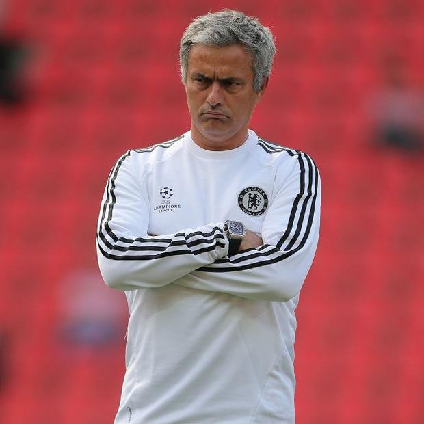 Jose Mourinho's Chelsea are still to win away from home in the Premier League this season
