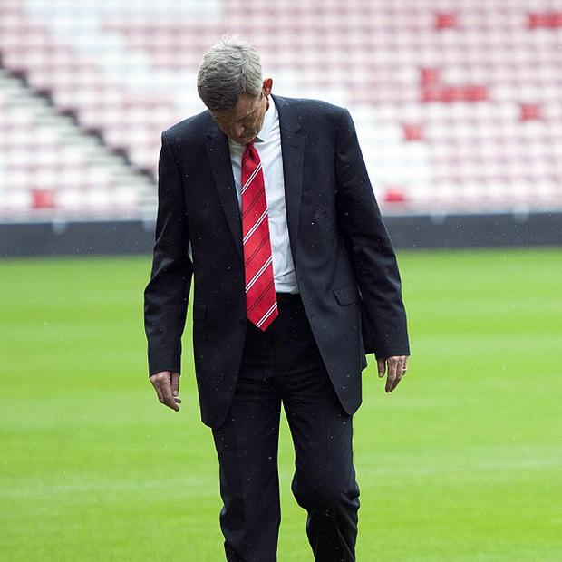 Ellis Short, pictured, has yet to find a successor to Paolo Di Canio