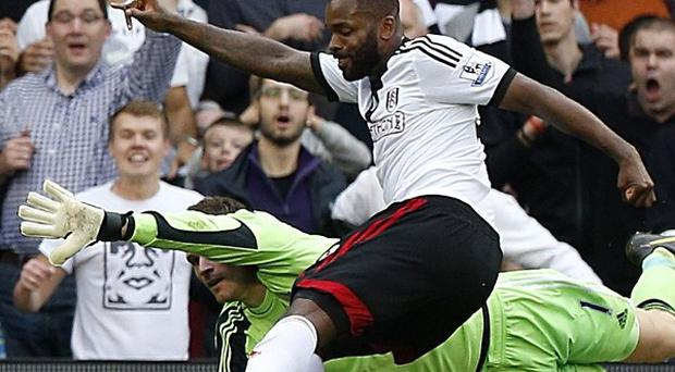 Darren Bent fires home the game's only goal