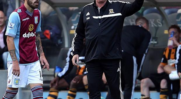 Steve Bruce was pleased to collect another point