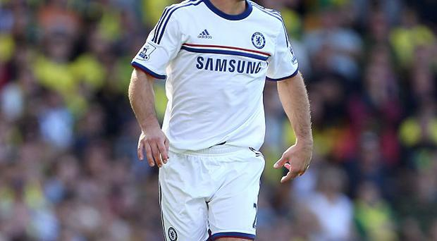 Branislav Ivanovic admits there is more to come from Chelsea