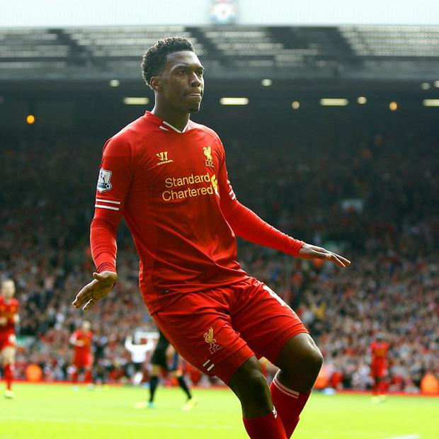 Daniel Sturridge has scored eight times in nine matches across all competitions this season