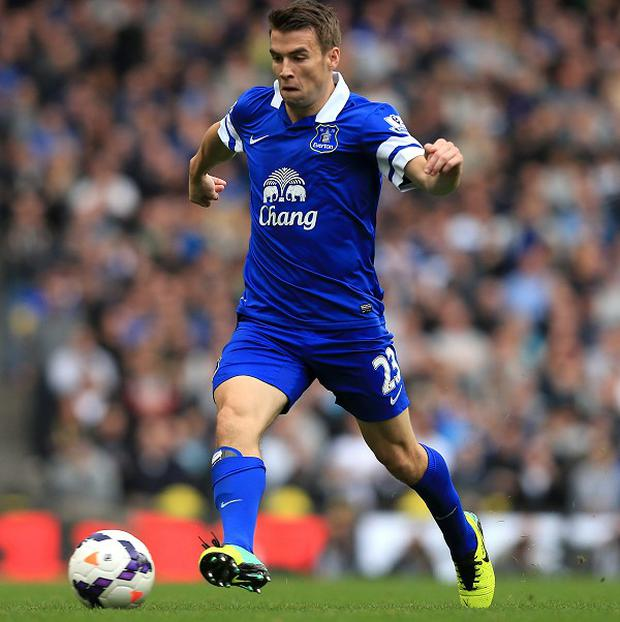 Seamus Coleman, pictured, believes David Moyes will be a success at Manchester United