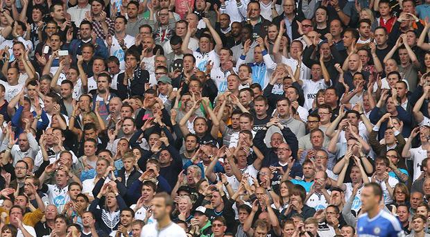 Many Tottenham fans use the word 'Yid' or the phrase 'Yid army' to describe themselves