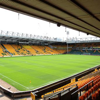 Norwich's plans to develop Carrow Road's capacity are now on the backburner