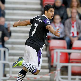 Luis Suarez has scored three goals since returning from his biting ban
