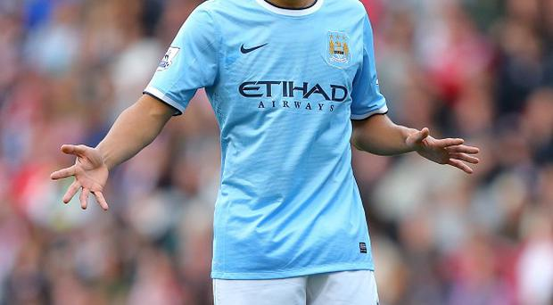 Jack Rodwell has been struggling with a hamstring injury