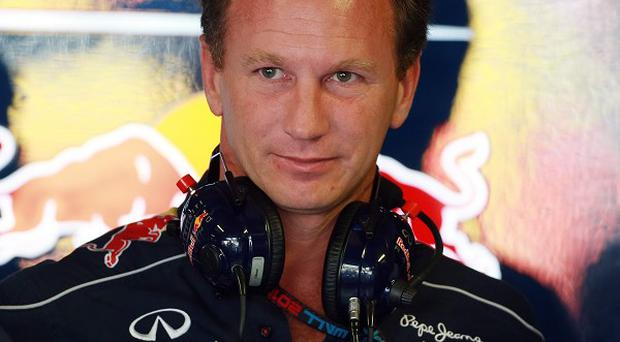 Christian Horner is not expecting an imminent move for Red Bull to takeover a Premier League club