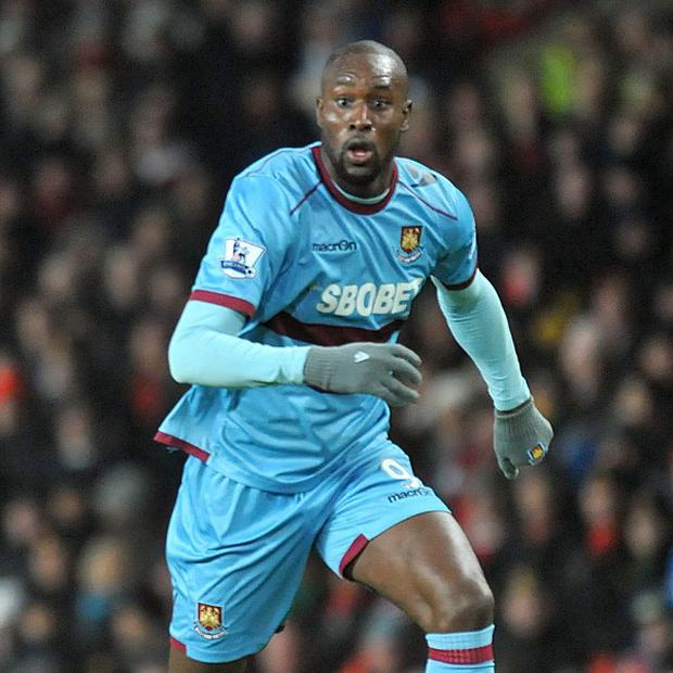 Carlton Cole has rejoined West Ham