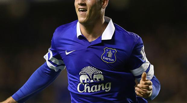Ross Barkley has been handed a key role at Everton this season
