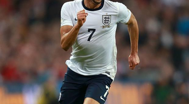 Andros Townsend shone for England against Poland