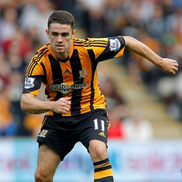 Robbie Brady is closing in on a return to fitness