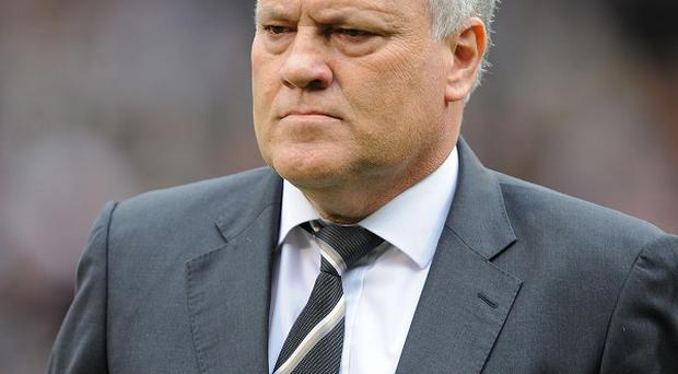 Martin Jol is under pressure at Fulham
