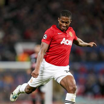 Antonio Valencia has secured a regular first-team place at Manchester United this term