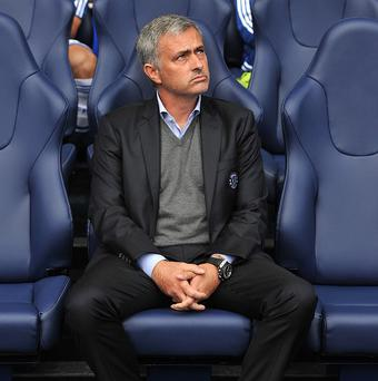 Jose Mourinho is happy to help the FA commission