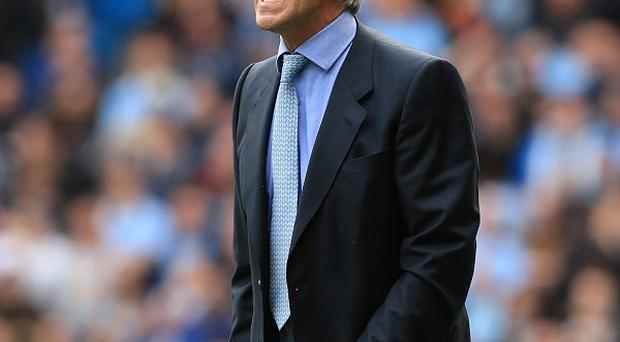 Manuel Pellegrini's Manchester City now contest four away games in succession