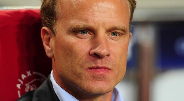 Dennis Bergkamp has been impressed by Arsenal
