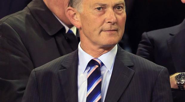 Richard Scudamore insists the Premier League is 'absolutely committed' to helping to improve the England side