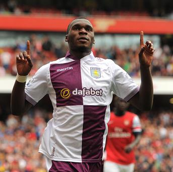 Andre Villas-Boas expects Christian Benteke, pictured, to return for Aston Villa
