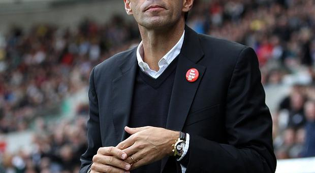 Gus Poyet is fully aware of the challenge ahead following Sunderland's defeat at Swansea
