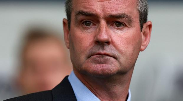Steve Clarke believes West Brom were denied a penalty against Stoke