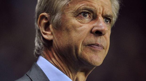 Arsene Wenger believes his side is growing in confidence