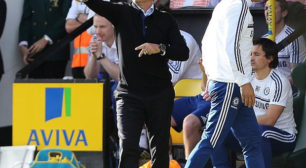 Jose Mourinho's Chelsea moved to second after beating Cardiff