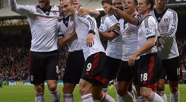 Fulham outclassed Palace to record only their third win of the season