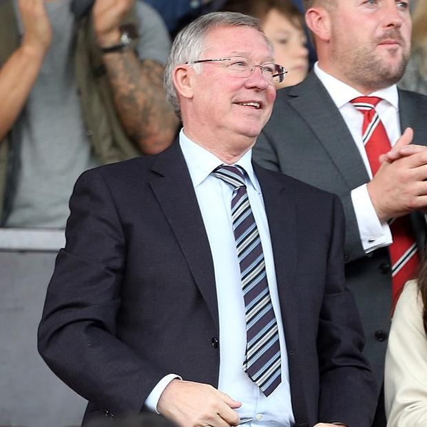 Sir Alex Ferguson's book has been kept a closely guarded secret