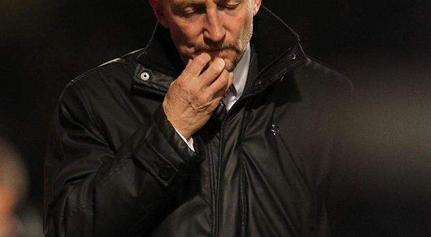 There has been speculation over Ian Holloway since the defeat to Fulham