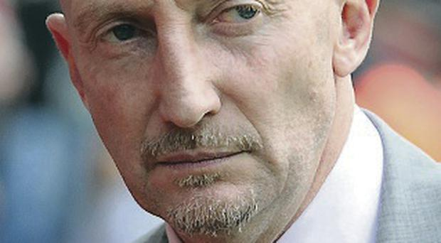 Over and out: Ian Holloway has left Crystal Palace