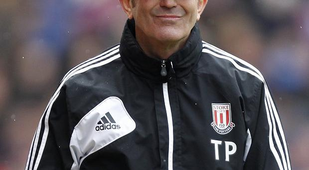 Tony Pulis left Stoke in the summer