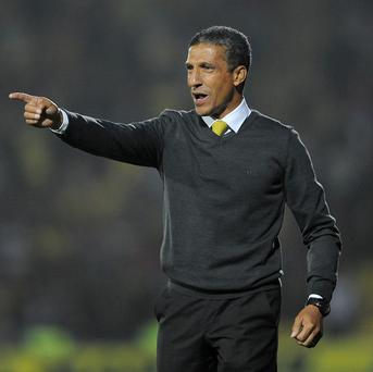 Chris Hughton believes the football authorities should take stronger action to deter racism, particularly within the wider European game