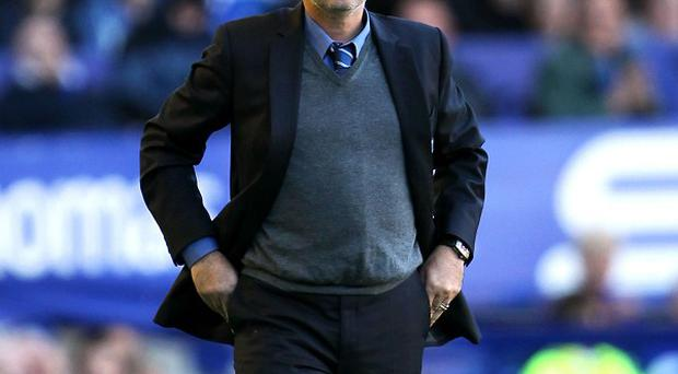 Chelsea boss Jose Mourinho has been fined eight thousand pounds after he was sent to the stands against Cardiff