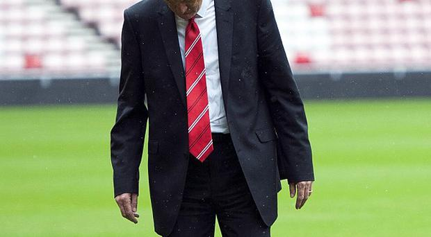 Ellis Short, pictured, has admitted the appointment of Paolo Di Canio was a mistake