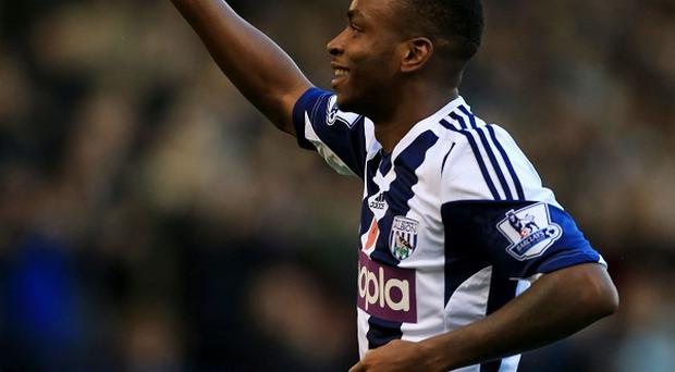Saido Berahino is being tipped for a call-up to the full England squad