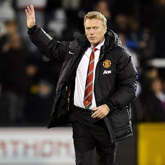 David Moyes' Manchester United remain eighth in the Premier League