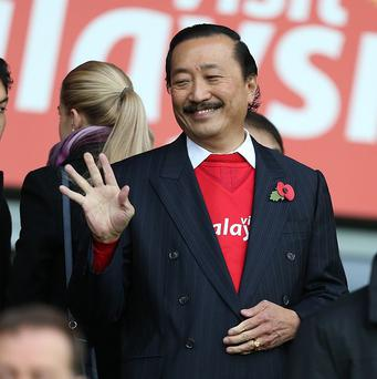 Cardiff fans are unhappy with Vincent Tan's rebranding of the club