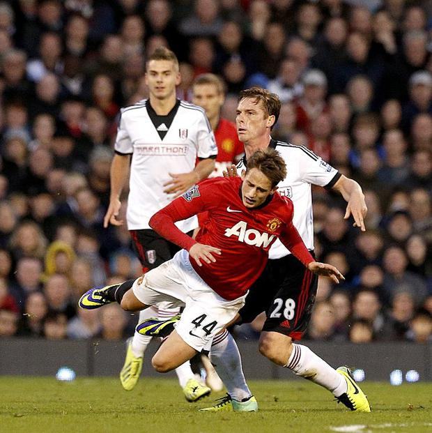 Manchester United manager David Moyes wants more protection for Adnan Januzaj, pictured