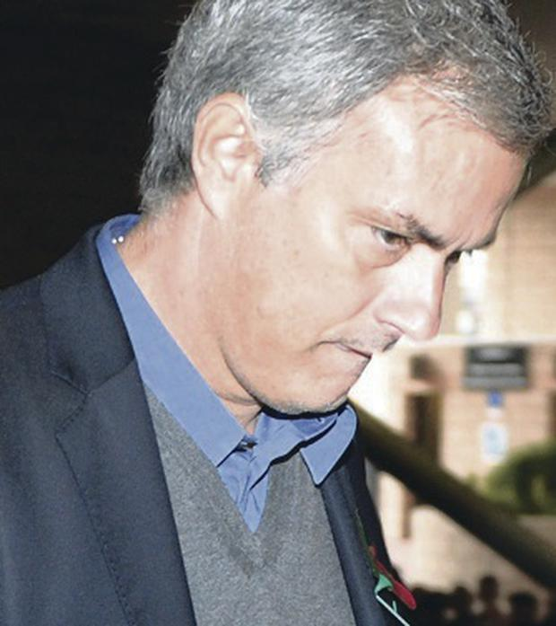 Chelsea manager Jose Mourinho is looking for a big response from his team against Schalke