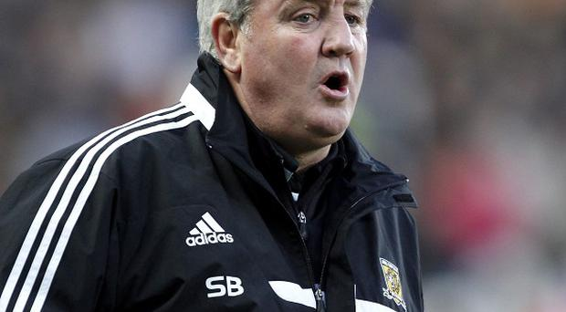 Steve Bruce has been hit with an FA fine