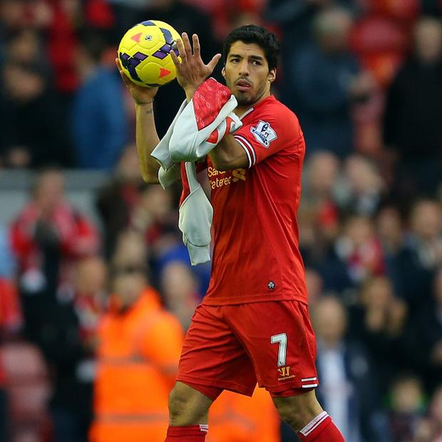 Liverpool's Luis Suarez craves Champions League football