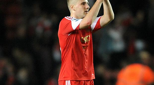 Luke Shaw is unconcerned by talk over his future