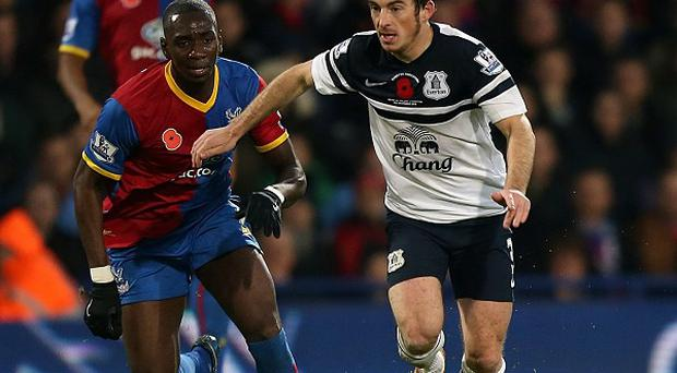 Crystal Palace and Everton cancelled each other out but the home side had big chances to take all three points