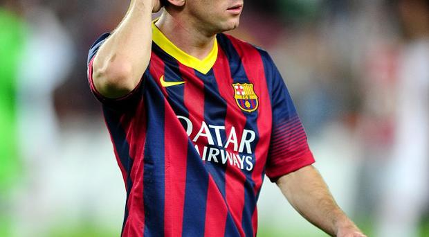 Lionel Messi has spent his entire professional career at Barcelona