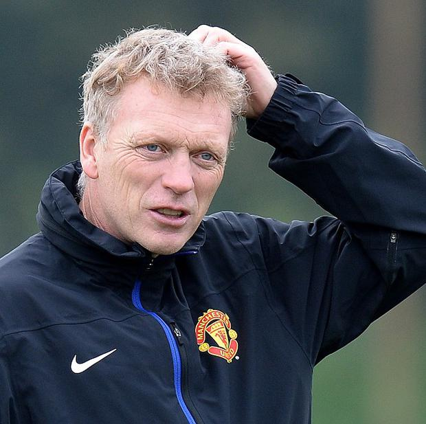 Manchester United manager David Moyes was disappointed his side conceded another late equaliser from a set piece