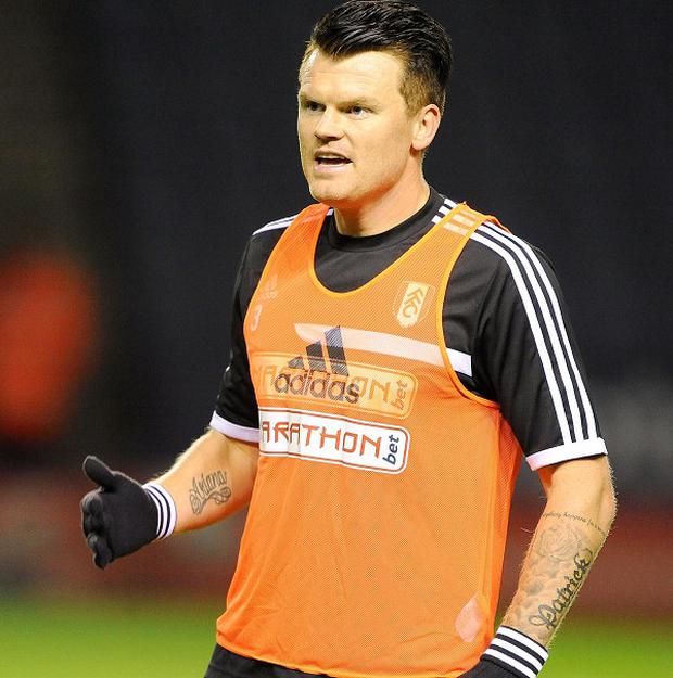 John Arne Riise's Fulham contract expires at the end of the season